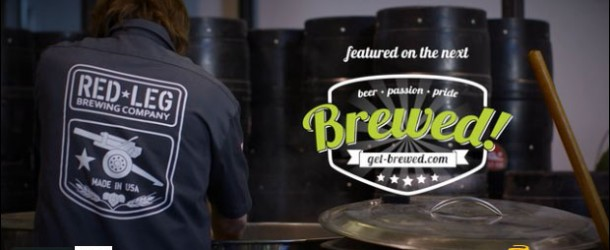 """We were featured on """"Brewed!"""""""